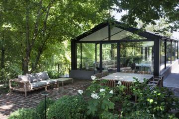 Boffi DePadova Inspiration: Glass House / Monferrato 3