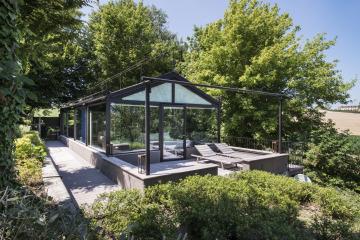 Boffi DePadova Inspiration: Glass House / Monferrato 2