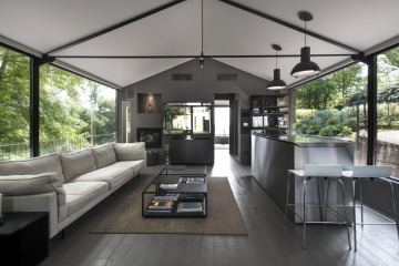 Boffi DePadova Inspiration: Glass House / Monferrato 4
