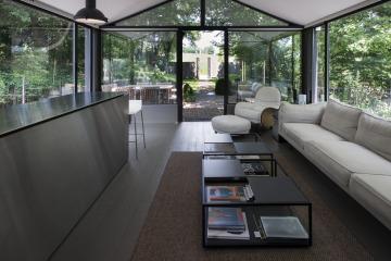Boffi DePadova Inspiration: Glass House / Monferrato 5