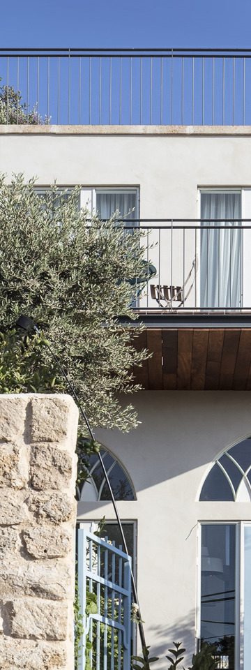 Tel Aviv Rustic and contemporary residence