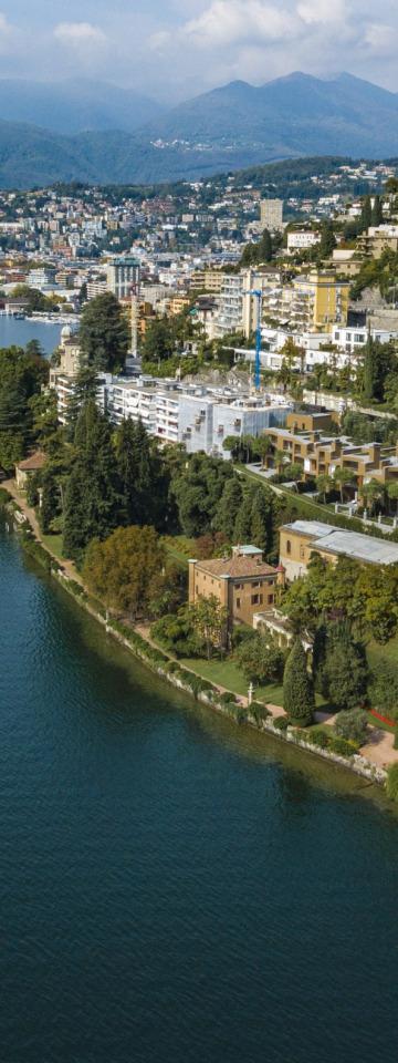 Boffi|DePadova | Inspiration | Archi di Luce / Lugano