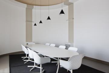 Boffi DePadova Inspiration: Spheriens headquarters / Firenze 1