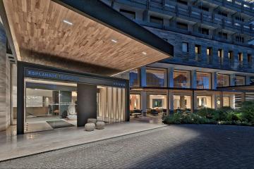 Boffi DePadova Inspiration: Hotel Esplenade Tergesteo / Montegrotto Terme  1