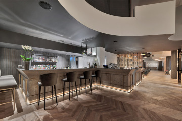 Boffi DePadova Inspiration: Hotel Esplenade Tergesteo / Montegrotto Terme  7
