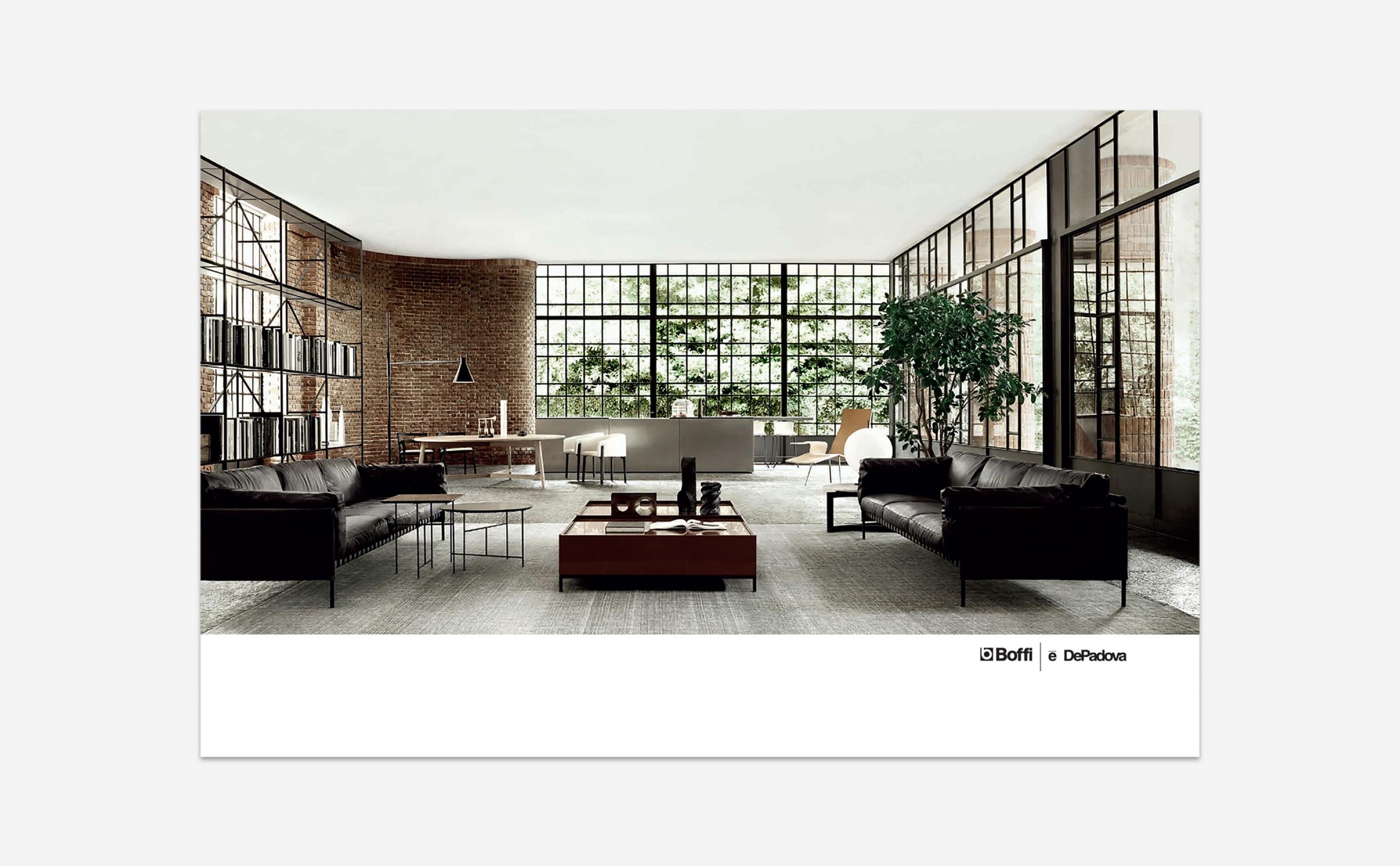 Boffi DePadova News: Boffi | De Padova advertising campaign 1