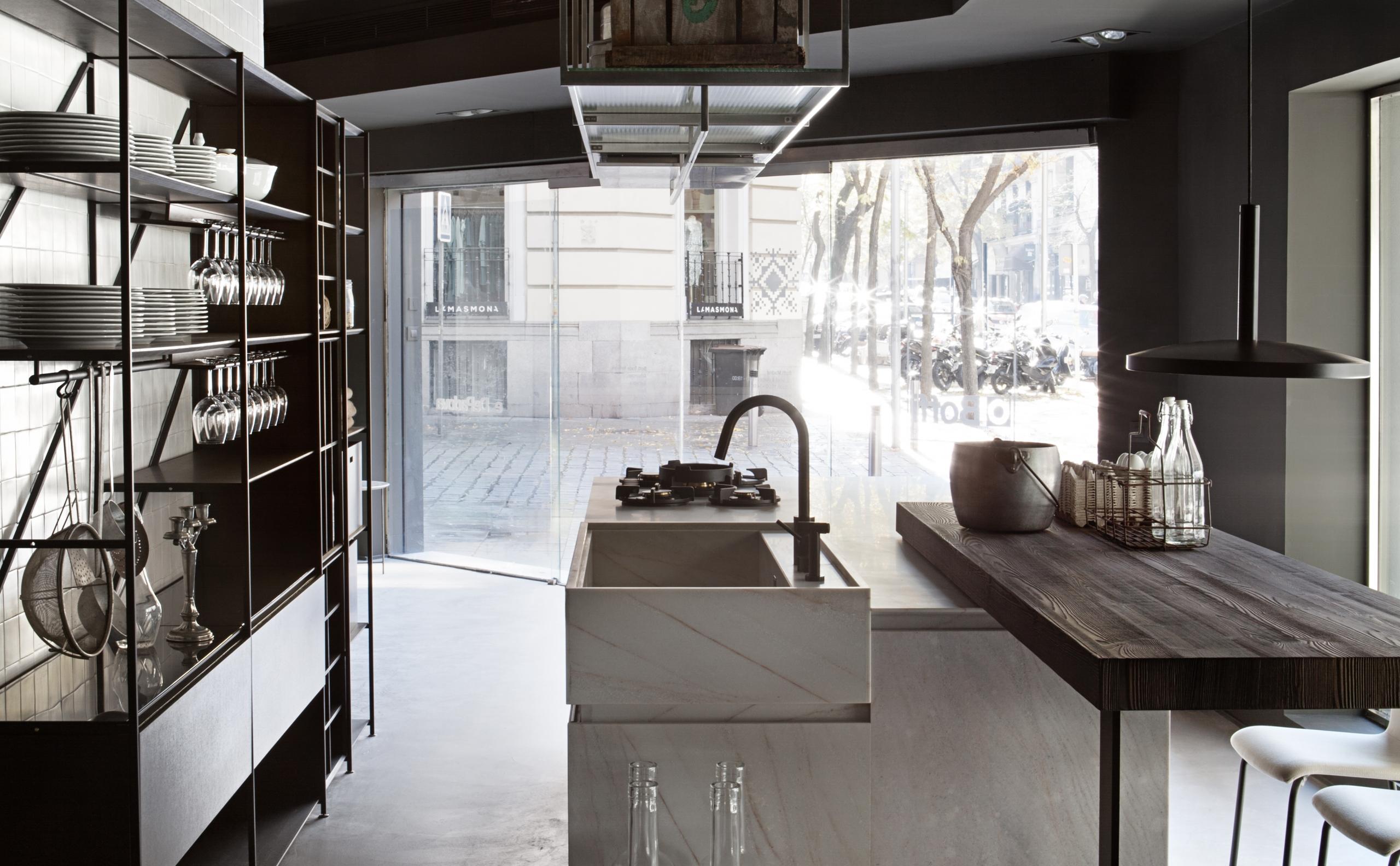 Boffi DePadova News: Boffi | De Padova opens the doors to a new design space in Madrid 2