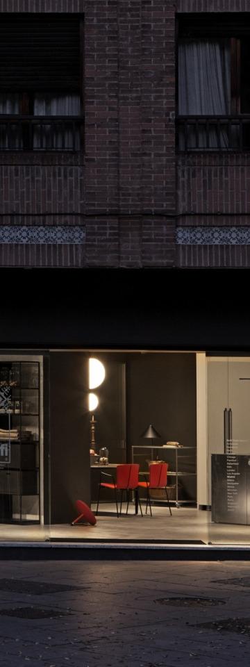 Boffi DePadova News: Boffi | De Padova opens the doors to a new design space in Madrid