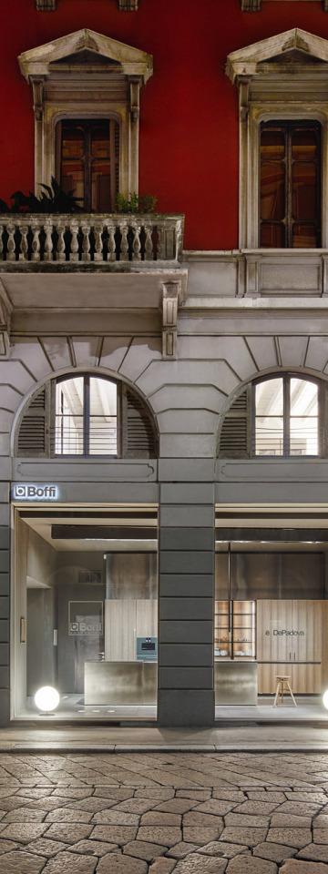 Boffi DePadova News: Boffi|DePadova @Milano Design City